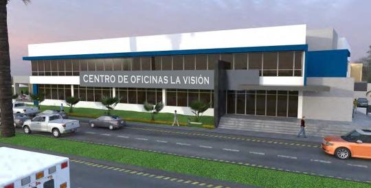 Centro de Oficinas La Visión